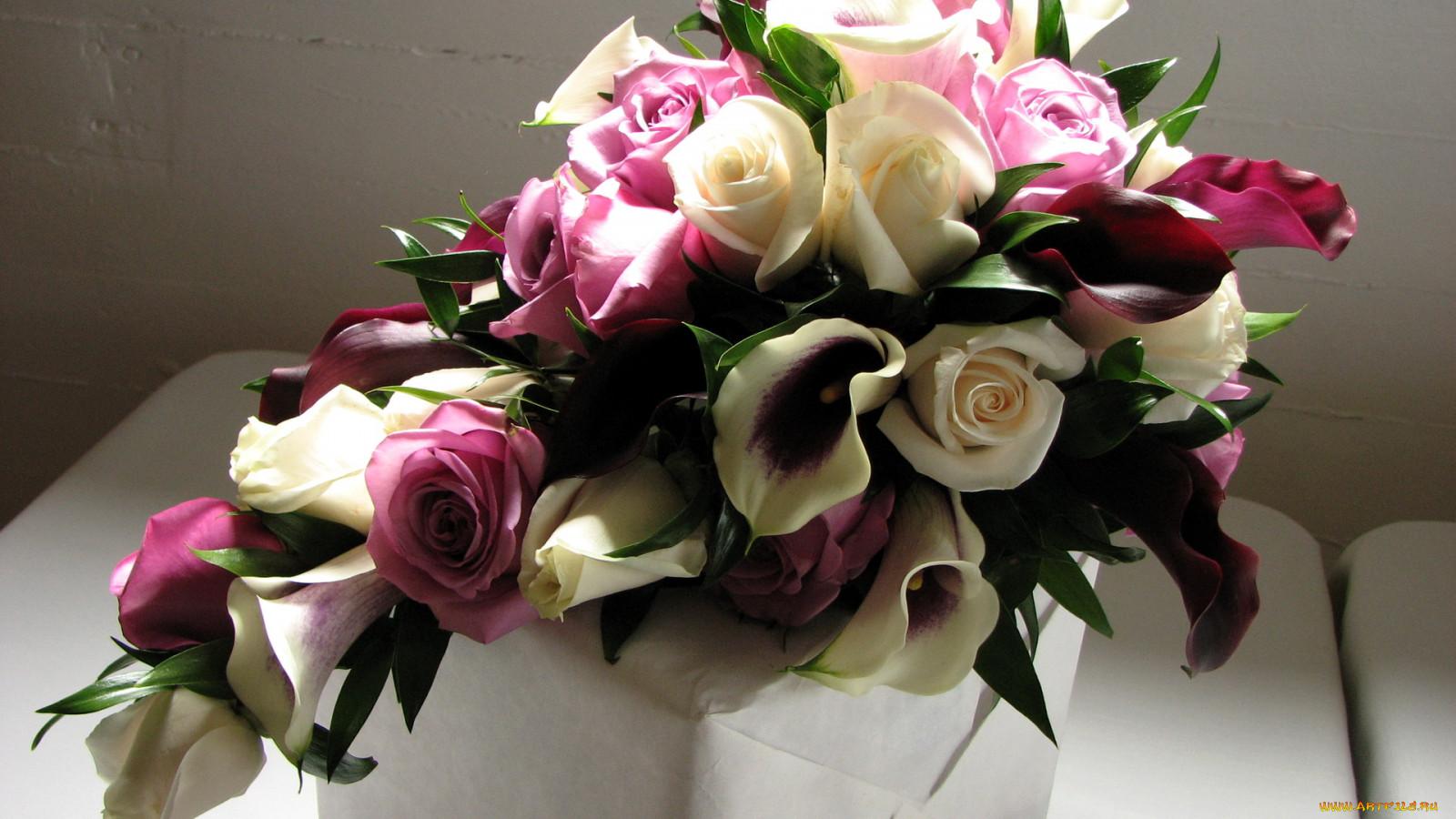 Фото на день рождения подруге букеты цветов
